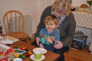 Community Cafe March 2015 007