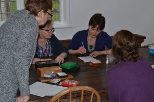 Community Cafe March 2015 014