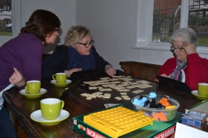 Community Cafe March 2015 022